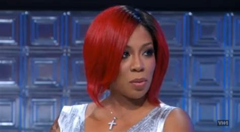 love and hip hop atlanta kmichelle argues with kirk quot love hip hop atlanta quot season 2 reunion part 1 recap