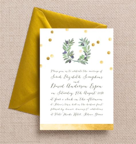 Wedding Invitation Yield by 17 Of The Best Printable Wedding Invitations