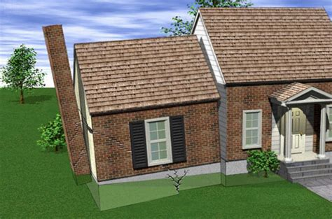should i buy a house with foundation repairs image gallery house foundation cracks