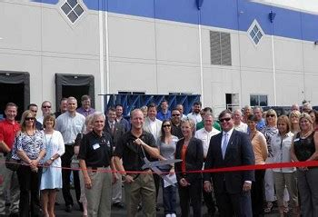 leda notes rsi expansion with ribbon cutting ceremony