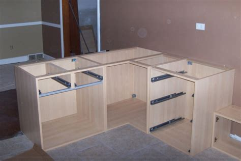 how to build kitchen base cabinets building european cabinets