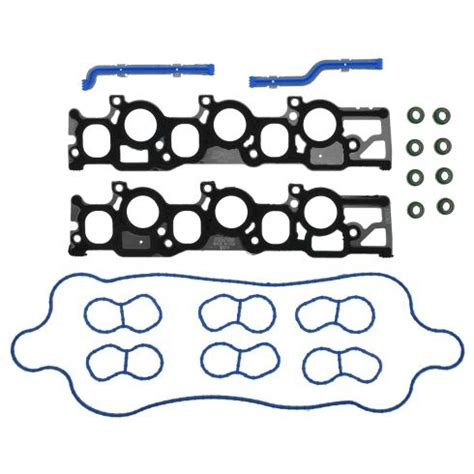 install upper intake 01ford van e150 ford intake manifold gasket set fel pro ms98011t3