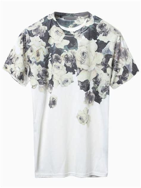 choies vintage floral print  shirt   buy
