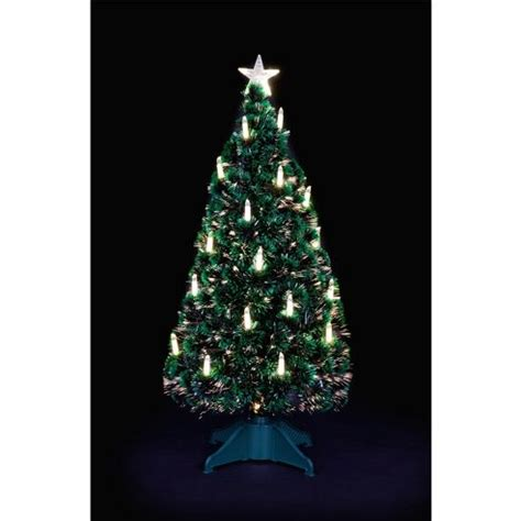 buy 4ft candle fibre optic christmas tree from our