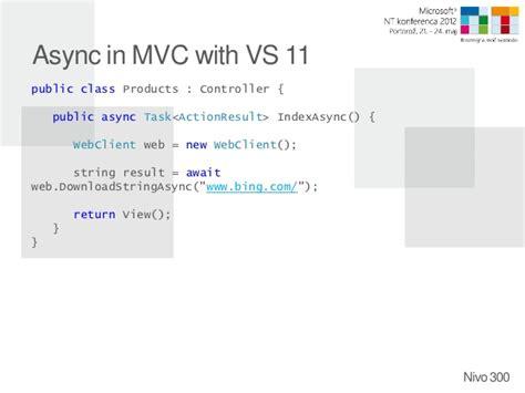 asp net mvc 4 essential training asp net mvc 4