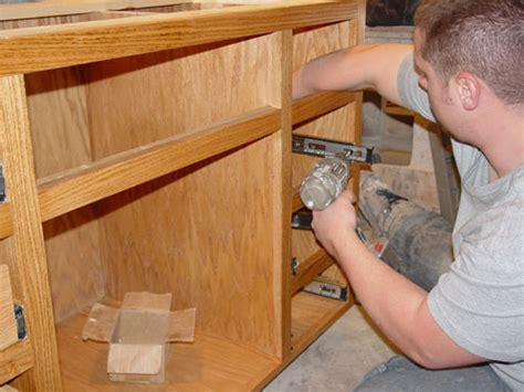 Refacing Old Kitchen Cabinets Cabinet Making