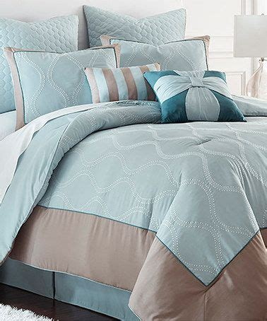 another comforter another great find on zulily blue st tropez comforter