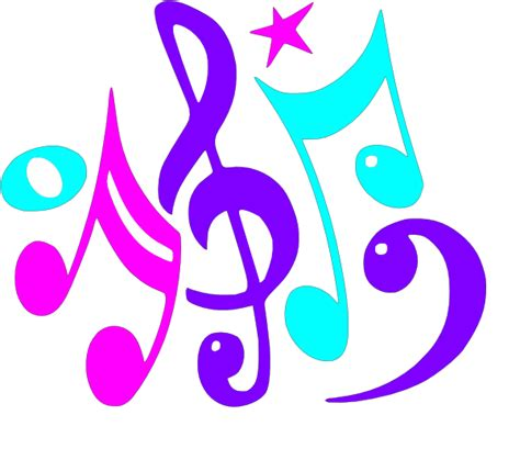 clipart musica notes clip at clker vector clip