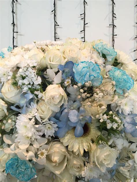 light blue flower arrangements 19 best images about flower arrangement on pinterest