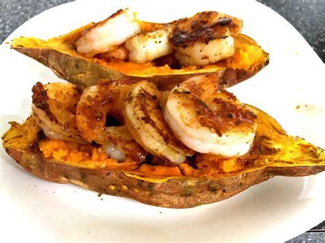 shrimp boat recipe sweet potato shrimp boat