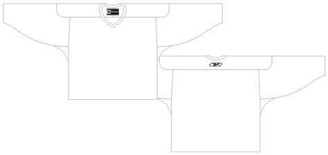 Create Your Own Jersey Help Hockeyjerseyconcepts Hockey Jersey Template