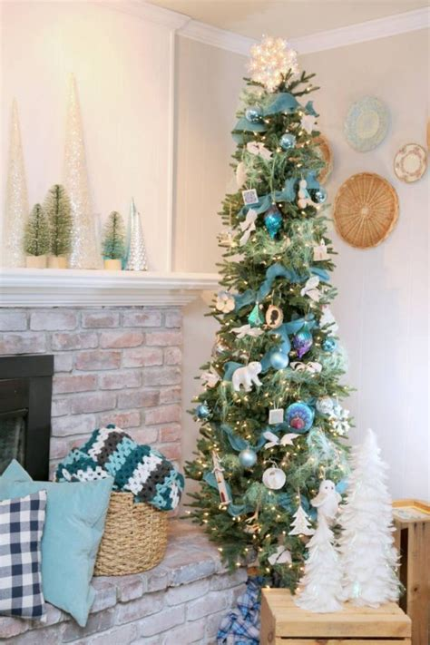 show me thin decorated trees tree decorating ideas best ideas