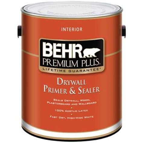 home depot paint prices behr premium plus interior drywall primer sealer 3 79l