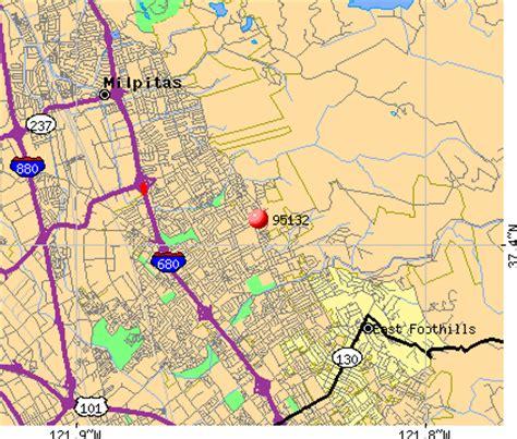 san jose income map 95132 zip code san jose california profile homes