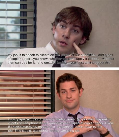The Office Jim Episode by Office T V Obsessions