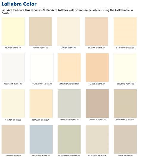 la habra stucco colors platinum plus from lahabra stucco available in northern nj