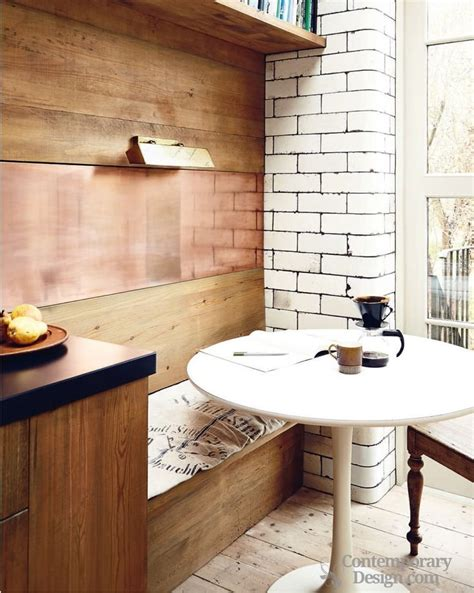 decorating a kitchen with copper copper splashback in kitchen
