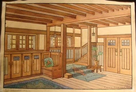 Period Homes Interiors Magazine by Gustav Stickley Craftsman Homes Interiors Arts Amp Crafts
