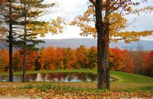 fall colors in vermont vermont s premier hiking spa is excited the fall foliage