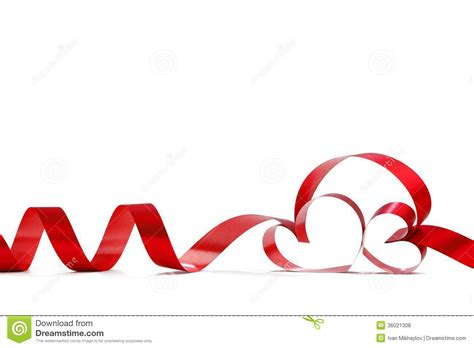 valentines day bj ribbons stock photo image of frame