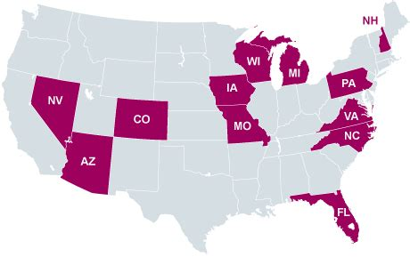 biggest swing states us election 2012 guide the swing states telegraph
