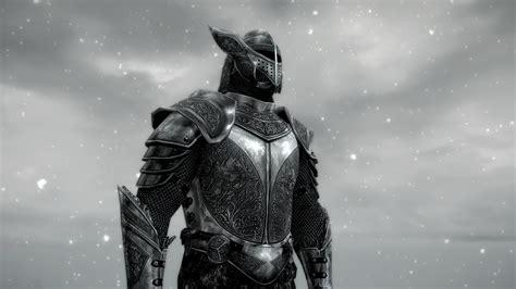 skyrim knight of skeleton armor mod spoa silver knight armor at skyrim nexus mods and community