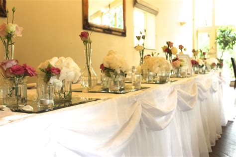 table top decoration an intimate wedding at horton grange with a pink and lace