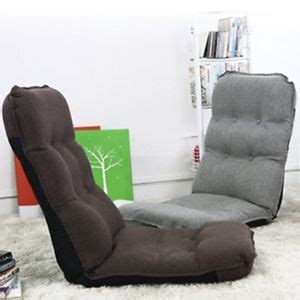 back pain recliner low chair back pain relief ergonomic cushion floor tatami