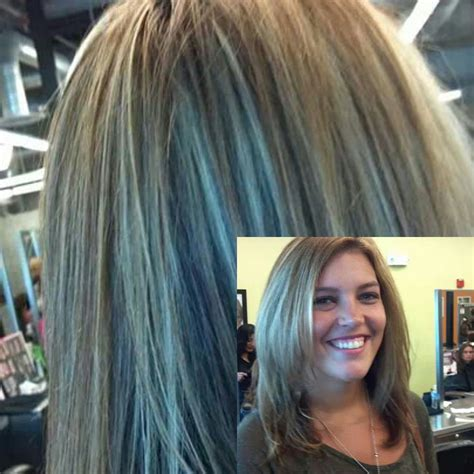 sectioning hair for a partial highlight images of partial highlights in hair vs full highlights