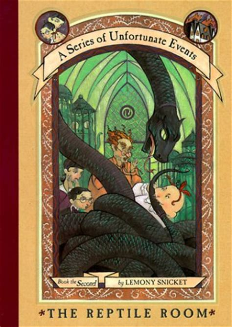 A Series Of Unfortunate Events The Reptile Room s literary series of unfortunate events