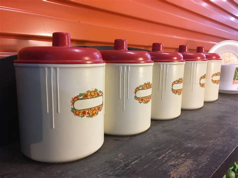 kitchen canisters australia vintage set of 1930 s art deco australian eon kitchen