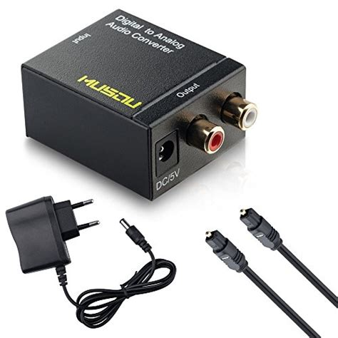 ingresso audio digitale ottico avantree dac convertitore audio digitale analogico