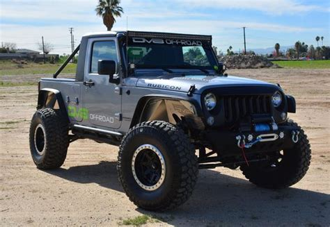 jeep jku truck conversion jeep jku truck conversion hammertruck by dv8 offroad