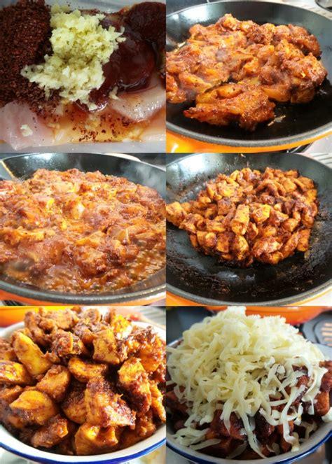 Buldak Chicken Korean korean chicken chijeu buldak delishar singapore cooking