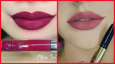 different color lipsticks beautiful lipstick colors for 2017 2018