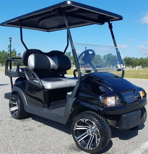batteries  club car precedent  volt golf cart
