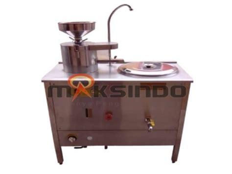 Juicer Kedelai mesin kedelai plus pemasak gas skd200 toko mesin