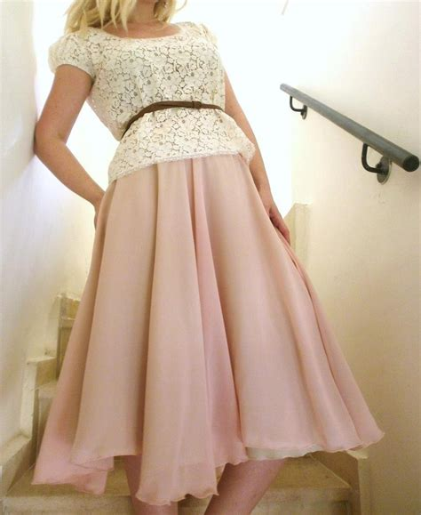 blush chiffon skirt fine wedding pinterest