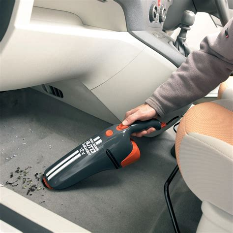 Vac Car Interior by Dc Car Vacuum Cleaner