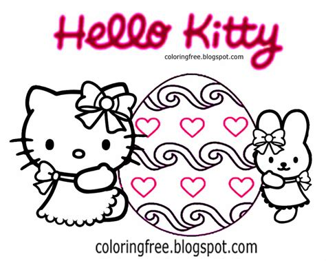 Hello Easter Coloring Pages Printable by Free Coloring Pages Printable Pictures To Color