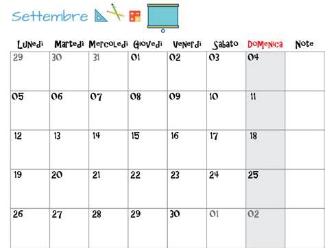 calendario 2016 mensile plan nata disorganizzata planner mensile orizzontale
