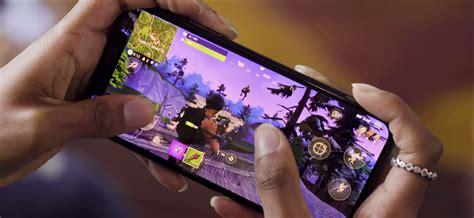 fortnite battle royale mobile fortnite battle royale un trailer de gameplay montre la