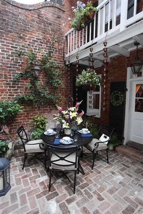 court yards courtyard decorating ideas and smith hawken for target