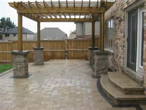 Stone Patio Ideas Pop Up Photo Viewer