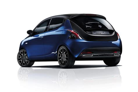 lancia ypsilon geneva preview special editions lancia ypsilon