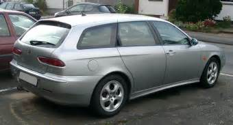 Alfa Romeo 156 Sportwagon Auto Car Zone Idea Alfa Romeo 156 Technology And Features