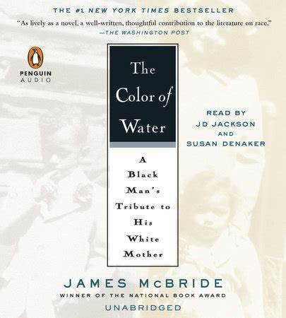 themes in the color of water by james mcbride the color of water by james mcbride penguinrandomhouse com