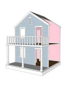 doll house plans for american or 18 inch by addielillian