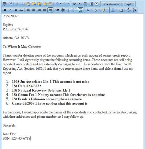credit repair letters printable receipt template