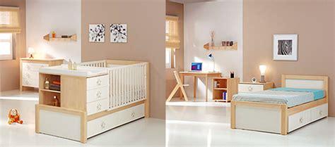 cunas transformables en cama cunas convertibles en cama infantil blog de hogarmania